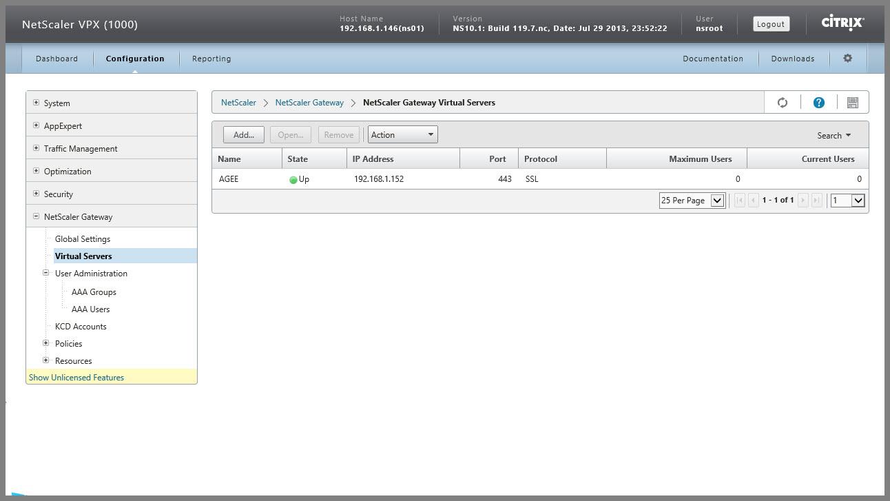 How to netscaler 101 deployment part 5 vpn adamgamble name the vserver ip protocol ssl bind your vpn ssl certificate 1betcityfo Gallery